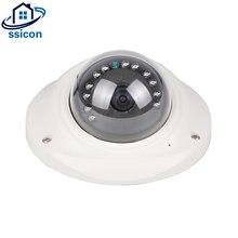 Ssicon 2mp мини инфракрасная камера s vandalproof ночного видения