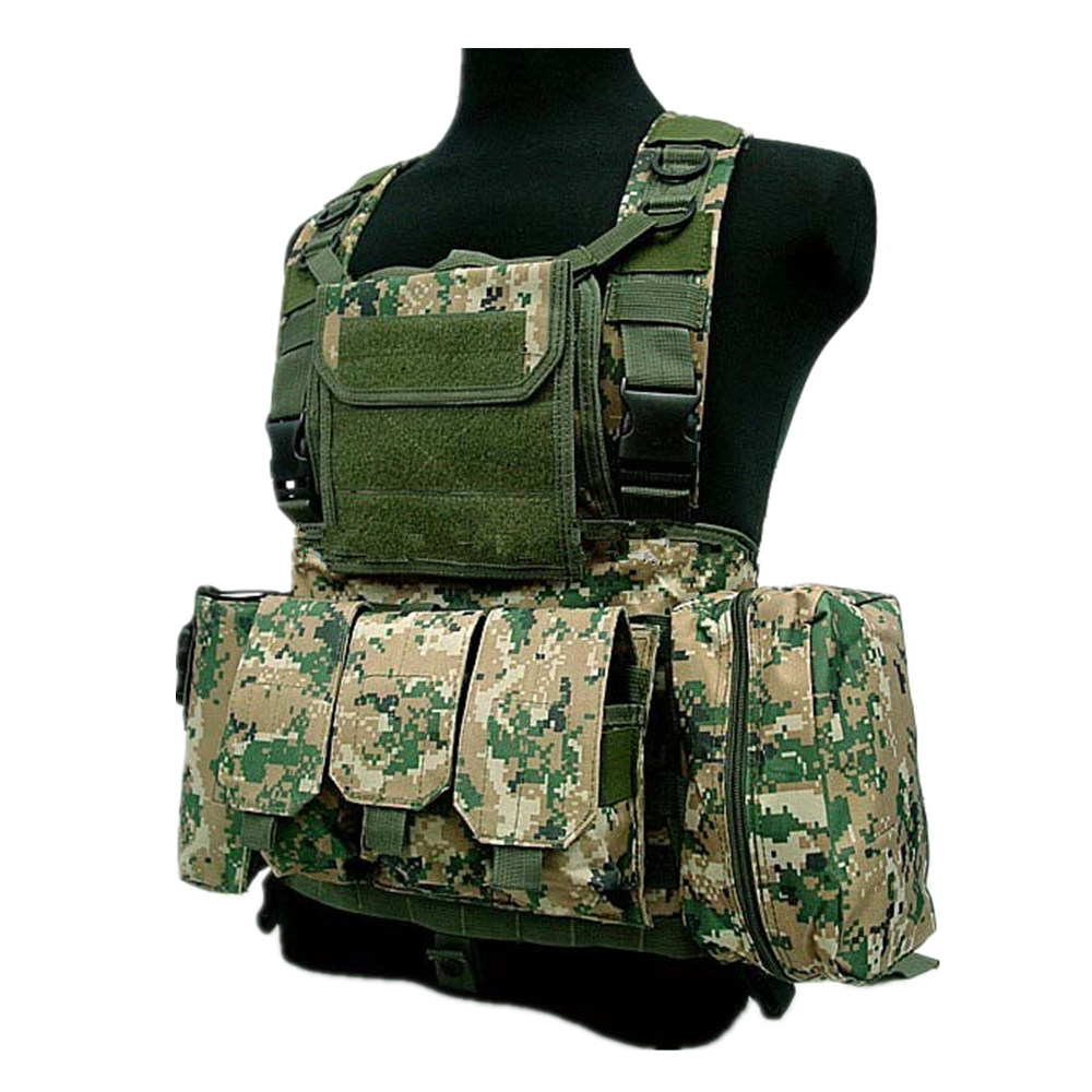 FSBE tactical vest military LBV men Load Bearing Molle Assault Vest multicam OD Digital camo CB ACU Camo woodland BK globo 15221s