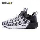 ONEMIX спортивная обувь для мужчин и женщин с высоким берцем, теплые зимние ботинки для женщин и мужчин, спортивная обувь, спортивные мужские к...
