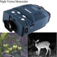 Прицел ночного видения Монокуляр 3X охотничий троп Googles Монокуляр Бинокулярные записи IR HD записывающая цифровая камера 150 м