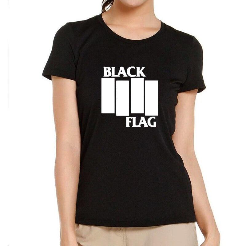 Online Get Cheap T Shirt Women Black Flag -Aliexpress.com ...