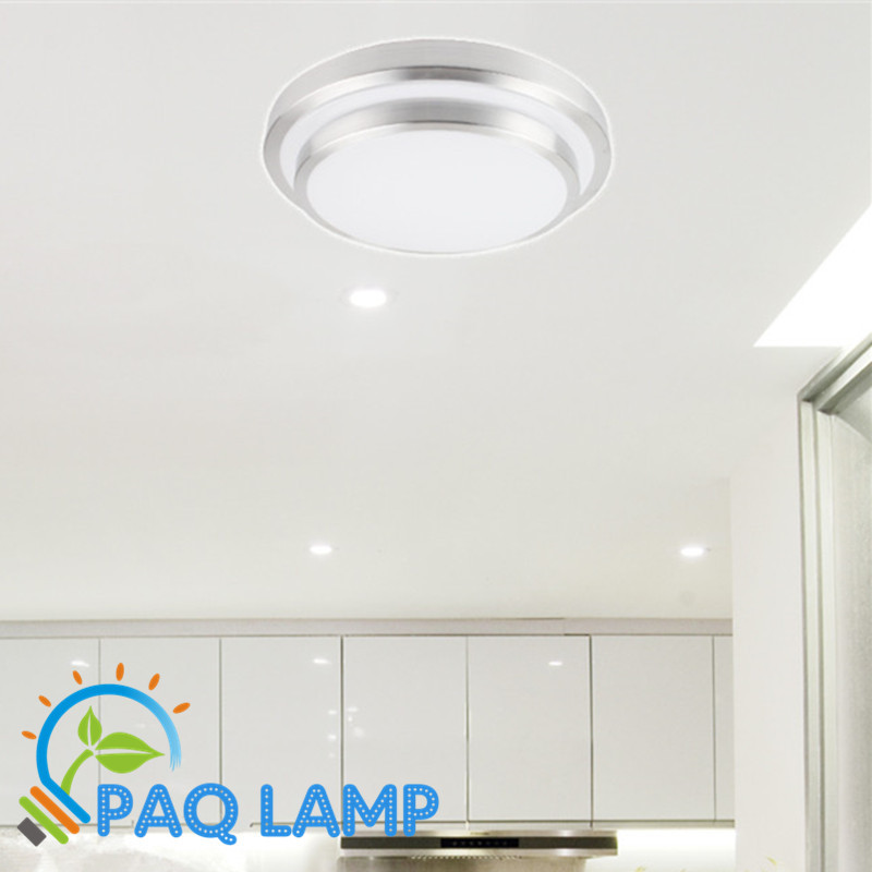 Modern Lamp Ceiling lights diameter 29cm 35cm white Acrylic LED light Ceiling Lamp led kitchen balcony
