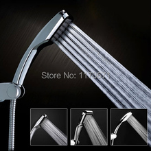 bathroom faucet 30 water saving 300 pressure boost powerful chuveiro 300 holes quality abs