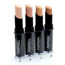 Natrual Stick Concealer Pen Cream Face Lips Concealer whitening Highlight Contour repair Face Makeup Levert Dropship 3MAR20