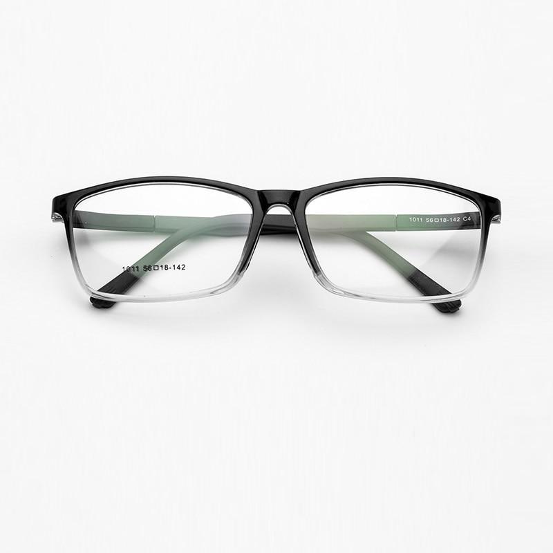 width 142 New Ultralight super tough Silica gel TR90 sports goggles myopia eyglasses frames men male spectacle frames eyewear in Men 39 s Eyewear Frames from Apparel Accessories