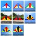 O envio gratuito de alta qualidade 3-4 metros quadrados linha carretel de pipa delta deserto de parapente ripstop nylon poder kite flying águia