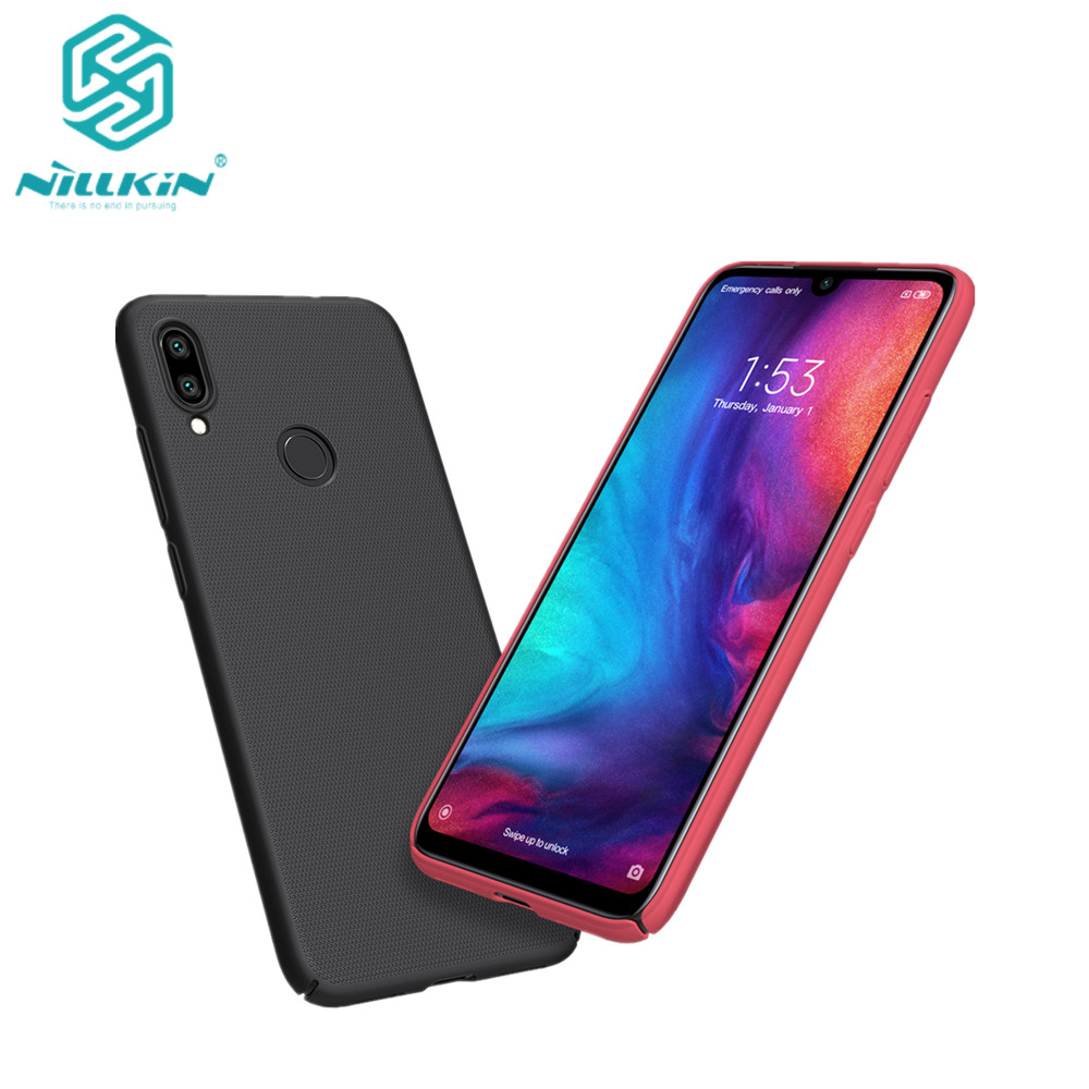 10pcs lot wholesale NILLKIN Super Frosted Shield matte PC hard back cover case for Xiaomi Redmi