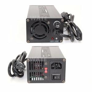 Image 4 - 24 v 12A Ladegerät 24 v Blei Säure Batterie Smart Ladegerät 360 watt high power 27,6 v 12A Ladegerät