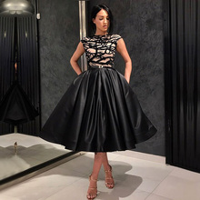 08c5db80efccb Buy short black puffy dresses and get free shipping on AliExpress.com