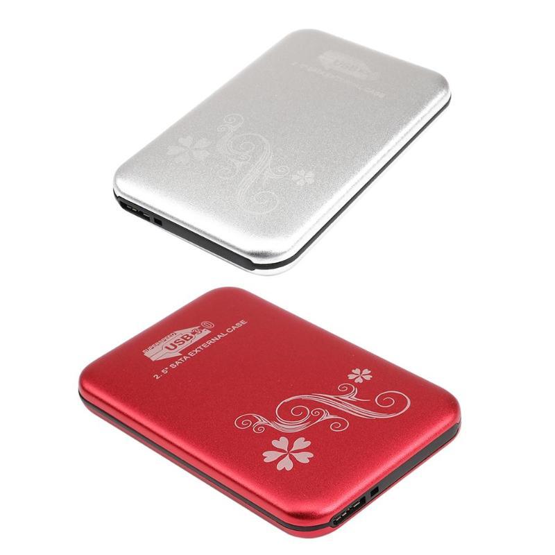 Alloyseed 2,5 Zoll 1 Tb Usb3.0 Mobile Festplatten Externe 320 Mb/s Hdd Festplatte Um 50 Prozent Reduziert