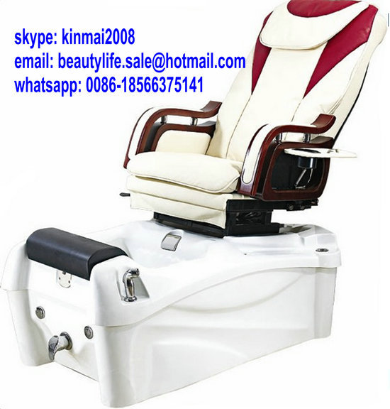 spa pedicure chair pillow for eames nail salon luxury foot massage instruments beauty furniture