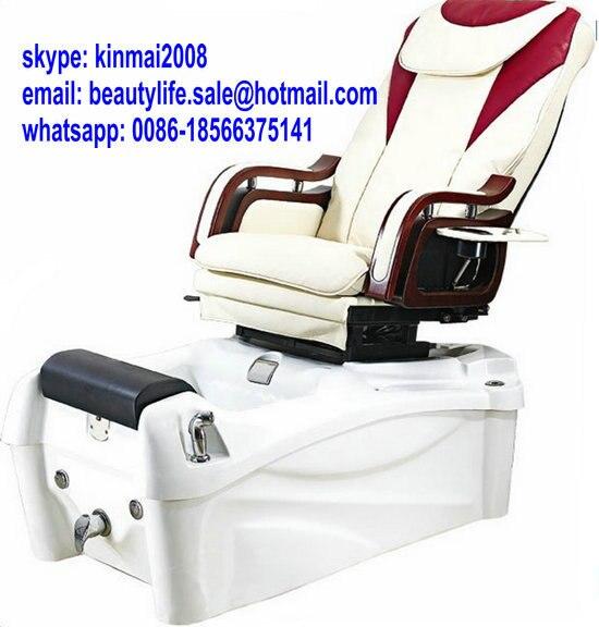 Nail Salon Luxury Foot Massage Spa Pedicure Chair Pedicure Instruments  Beauty Salon Furniture