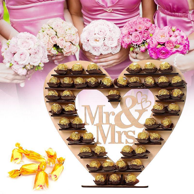 Mr Mrs Herz Baum Hochzeit Display Stander Herzstuck Hochzeit