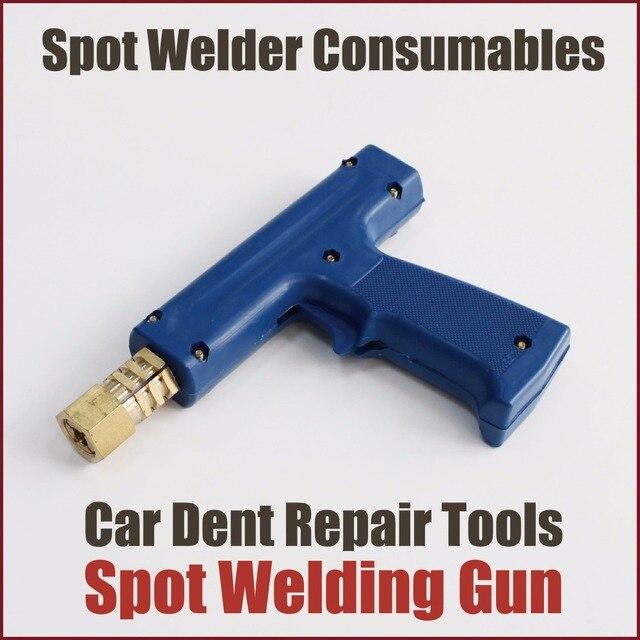 stud welder spot welding spotter weld gun car body dent repair hand tools workshop equipment machine auto metal door panel pull
