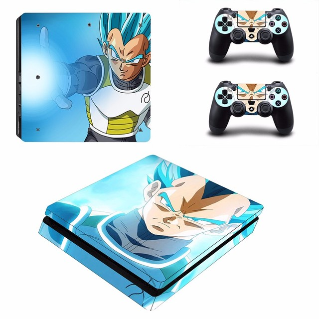 Dragon Ball Z Vinyl Decal Sticker for Sony PlayStation 4