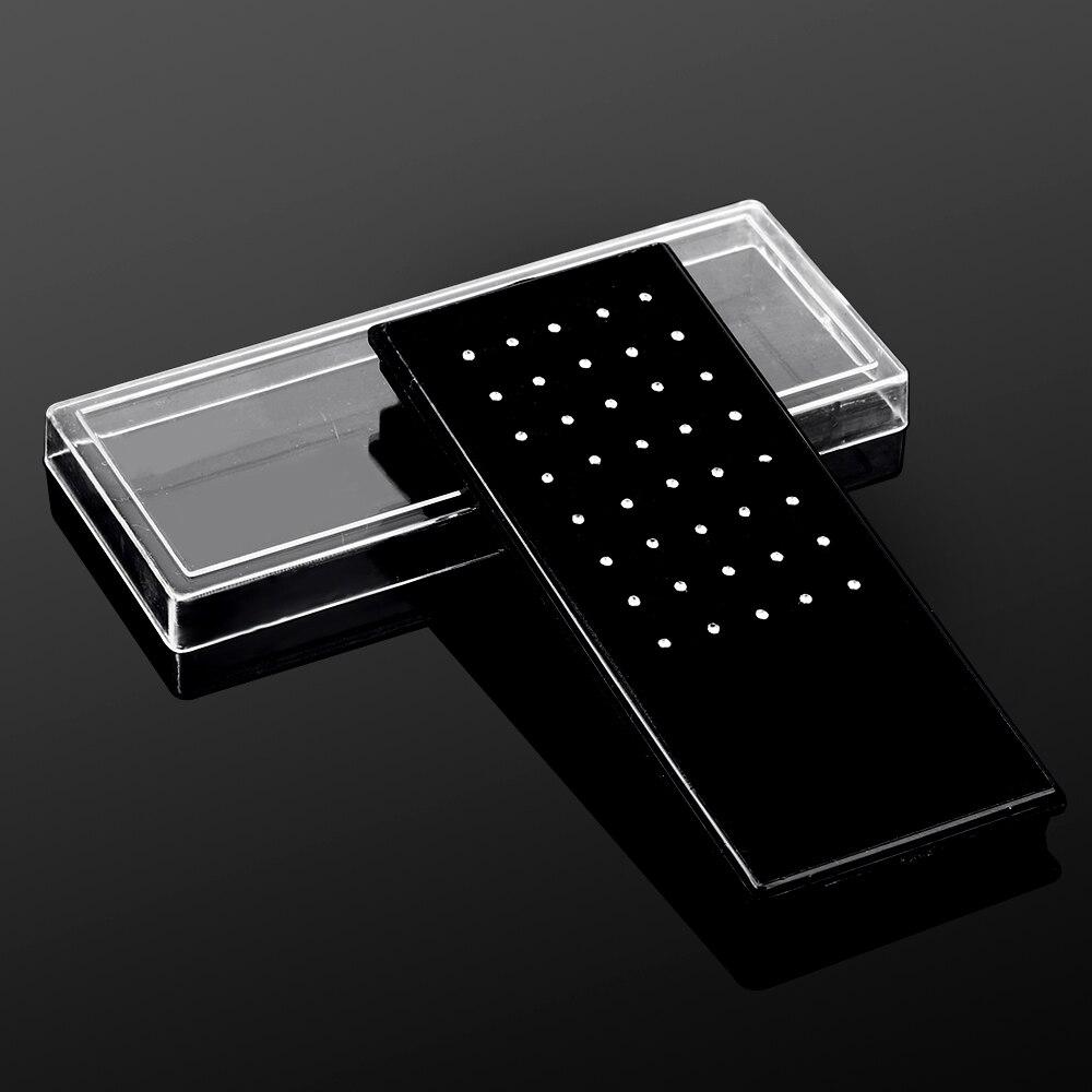 60PCS//Set Black Stainless Steel Nose Ring Body Piercing Bone Stud Jewelry Women