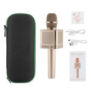 Image 5 - Micro karaoké sans fil MicGeek Q10S de marque originale 2.1 piste sonore dimensionnelle changement de voix 4 haut parleurs Smartphone