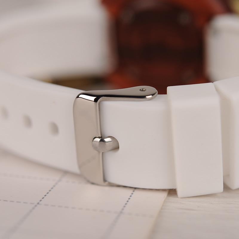 Image 5 - relogio feminino BOBO BIRD Wood Women Watches Silicone Band Quartz Wristwatches in Wooden Gift Box reloj mujer Drop ShippingWomens Watches   -