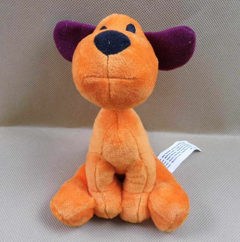 5.5 polegada 14 cm New Pocoyo Loula Filhote De Cachorro De Pelúcia Animais Boneca de Brinquedo de Pelúcia Para As Crianças de Varejo Frete Grátis