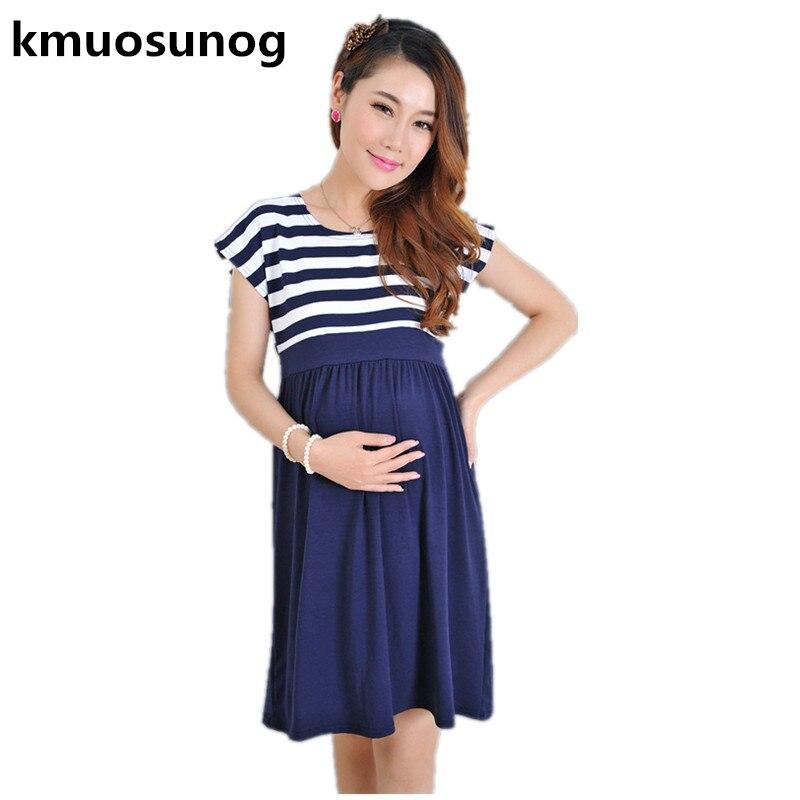 Maternity Clothes for Pregnant Women Summer Striped Sleeveless Nursing  Dress Plus Size Women Maternity Dresses Plus Size H0056-in Dresses from  Mother ...