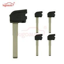 Kigoauto 5 шт оформления для ford smart key blade hu101 2005