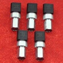 5 UNIDS para VW Golf Passat B7 CC Beetle Tiguan-vw Polo Fabia SKD AD Aire Acondicionado Sensor de Presión Interruptor 1K0 959 126 E/D 5K0 959 126