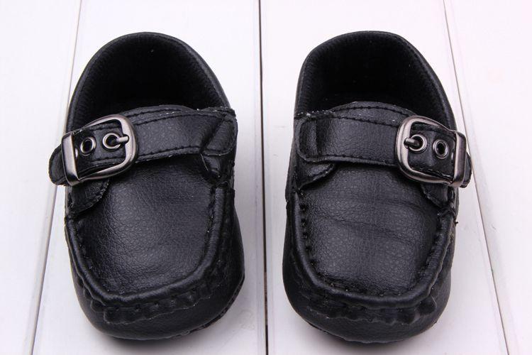 Naujas PU odos kūdikio lovelė Batai naujagimiams kūdikiams berniukų mergaitėms batai Pirmosios vaikštynės mokasinai mados