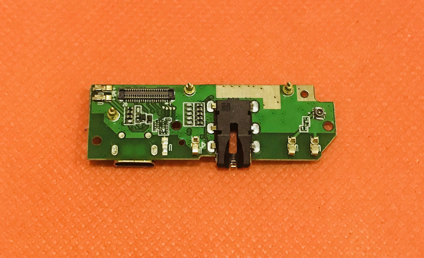 Used Original USB Plug Charge Board For Elephone P8 3D MT6750T Octa Core Free Shipping