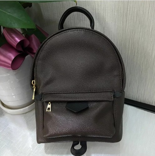 Hot Selling !!! 2019 Fashion metis bsg Women <font><b>backpack</b></font> PLAN SPRINGS Bag High quality Real <font><b>leather</b></font> Speedy Bags Free shipping image