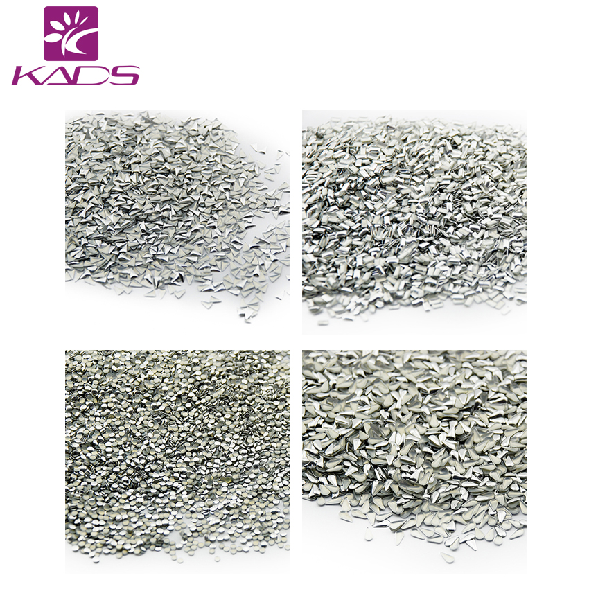 NEW 1000pcs in Different Shapes Silver Rivet  Rhinestone ,DIY Nail Art Decoration and Art Accessories different viewpoints in prosthodontics and implantology