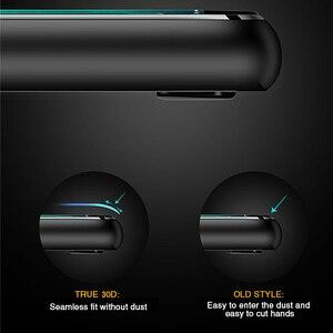 Image 2 - Vidrio protector de borde curvado 30D para iPhone 11 Pro Max 7 8 6 Plus vidrio templado para 11 Pro X XR XS protector de pantalla máx.