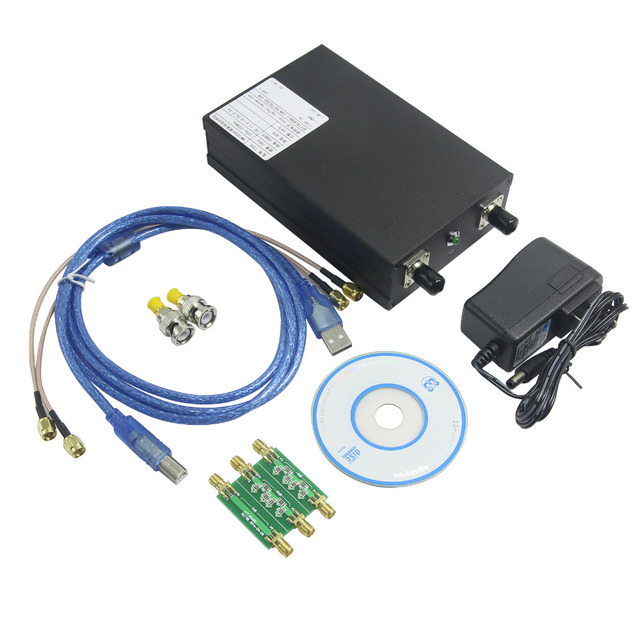 NWT300AF-BNC 20Hz-300MHz Audio Frequency Sweeper Sweeping Signal Generator Network Analyzer