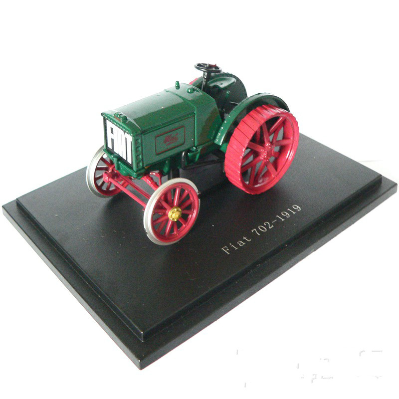 1:43 Fiat 702 1919 Farm Tractor Head Model Toys Collect G2201 Limited Edition Diecast Cars