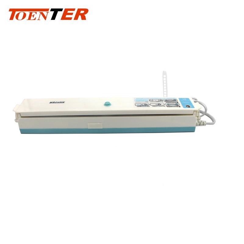 TOENTER Best Vacuum Sealer Home Kitchen Vacuum Packing Machine Food Packer Include