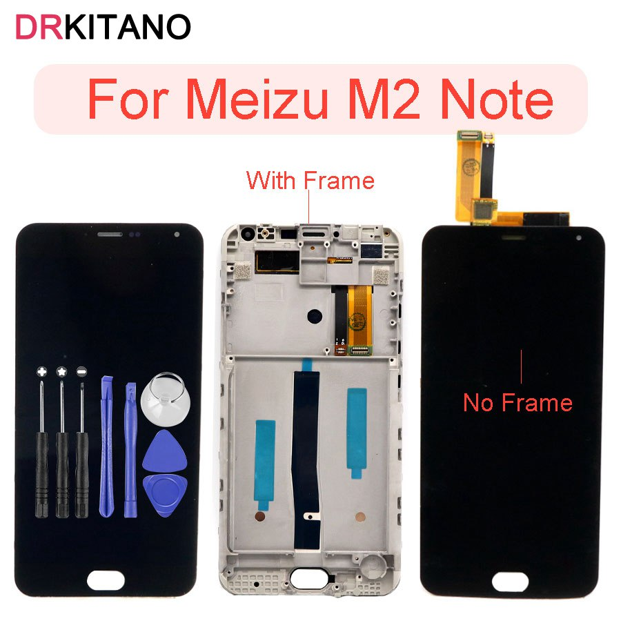 Aliexpress.com : Buy Meizu M2 Note LCD Display Touch