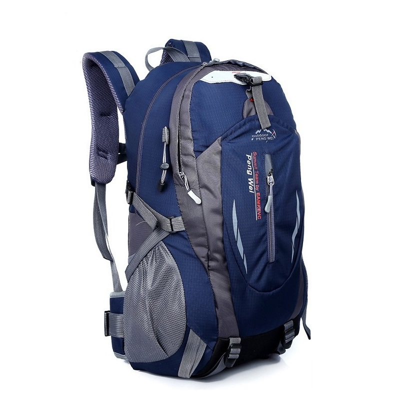 40L Large Waterproof Backpack Rucksack Hiking Camping Travel Bag Outdoor Bag UK