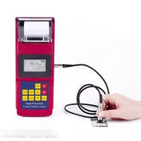 Leeb262 Paint coating thickness tester Thickness measuring instrument Digital thickness gauge