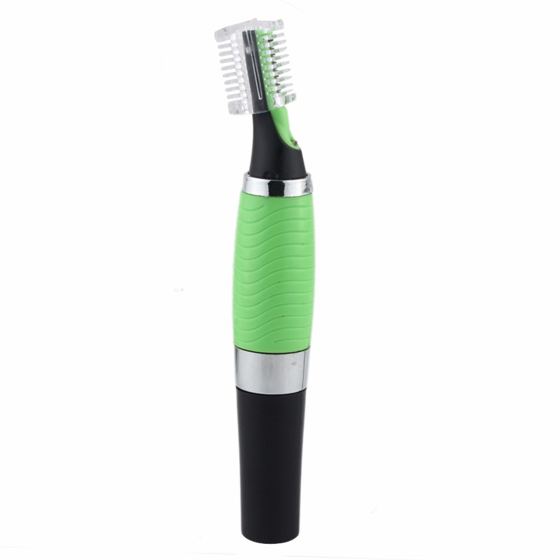 Nose hair Trimmer for men women nose ear face eyebrow hair removal shaving beard hairs cut Shaping Washed Trimmer Clipper razor 3
