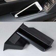 2 шт. передней двери автомобиля подлокотник коробка для хранения Контейнер держатель телефона для Mercedes Benz C-Class W204 2008 2009 2010 2011 2012 2013