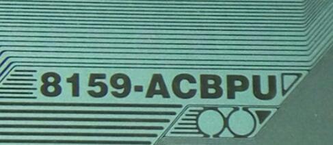 8159-CCBQ1 Novo COF Módulo IC 5 pcs ou 10 pçs/lote