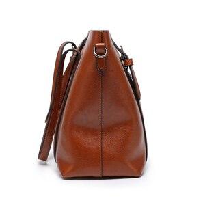 Image 3 - Didabear marca bolsa feminina bolsas de couro feminino luxo senhora mão sacos mensageiro bolsa de ombro grande tote sac a bolsa principal