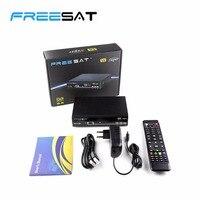 Freesat V8 Super DVB-S2 US/EU Plug Originele Smart TV Top Box 1080 P Full HD IP Camera DLNA SAT Automatische PAL/NTSC conversie
