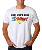 Shop Smart Shop S Mart T Shirt Funny Halloween / Horror Movie Style Tee