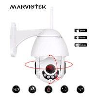 1080P Speed Dome Camera Outdoor Wifi Wireless Pan Tilt IP Camera WIFI 2 Way Audio Night Vision Mini Camera IP Video Surveillance