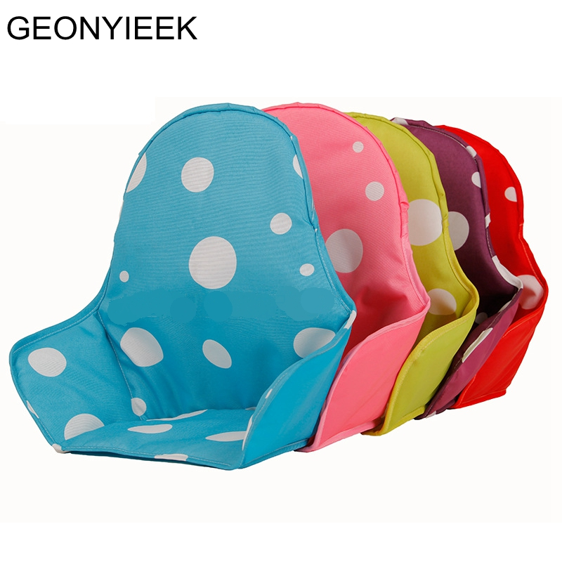 Baby High Chair Cushion Toddler Infant Pram Soft Seat Mat Pad Feeding Chair Booster Seat Kids Stroller Pushchair Seat Cushion