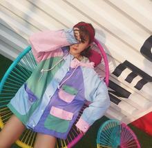 Japonais à manches longues à capuche multi-poches Han Fan rétro coton étudiants de la sauvage clothing