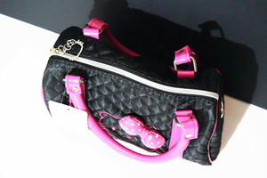 Image 5 - Nowa torebka Hello Kitty z paskiem na ramię torebka YE 48064BPa3