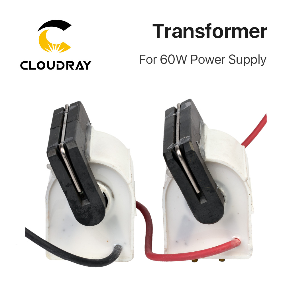 Cloudray High Voltage Flyback Transformer For CO2 60W Laser Power Supply