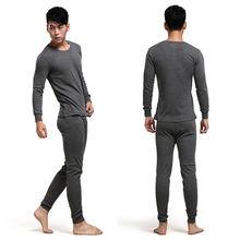 Комплект мужского нижнего белья из 2 предметов мужские хлопковые