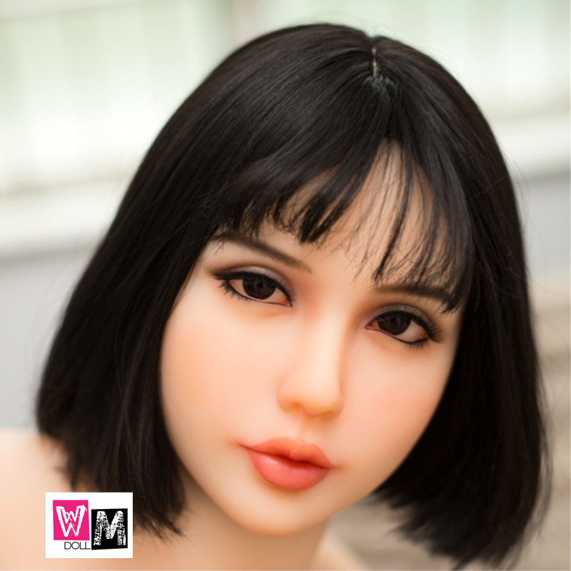Beautiful WMDOLL <font><b>Sex</b></font> <font><b>Doll</b></font> Head 233# For Adult Product With Oral Sexy Fit For Body 145cm To <font><b>172cm</b></font> image